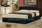 PU storage bed