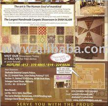 Handmade Carpets, Rugs & Runners