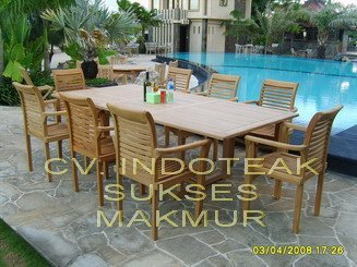 Set Outdoor patio furniture