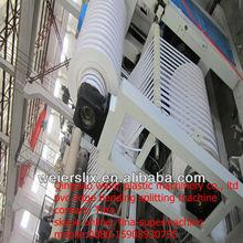 tun key project splitting and printing furnitue pvc edge banding machine