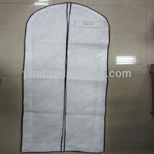 White Wedding Dress Cover Bags