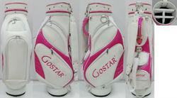 Hi Quality Pink Golf Bag (GB-1302)