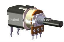 [dy]rotary preset carbon semi-fixed ceramic potentiometer RTT16SS1