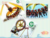 24 seats Big Pendulum amusement equipment ride for sale