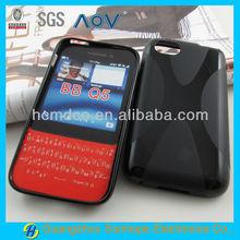 Blackberry Q5 tpu soft tpu skin X design