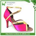 Salsa de moda zapatos de baile latino/zapatos de baile latino