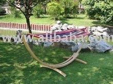 High Quality Wood Arc hammock
