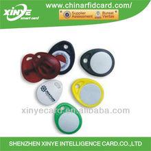 125Khz Proximity RFID Transponders/RFID Keys/RFID keychains