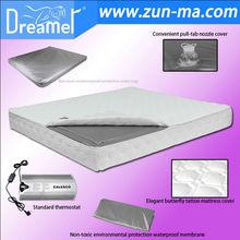 2013 modern hot water bed mattress furniture in china