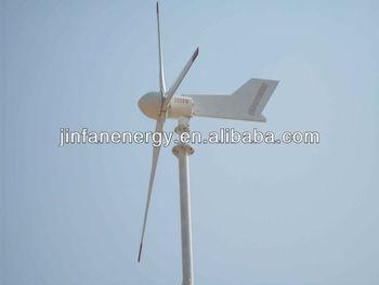low wind power generator
