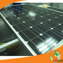 2013 New 90W/120W/150W mono cells pv Solar Panel