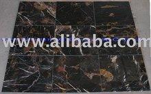 Black & Gold Marble tile / Michelangelo marble tiles