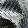 pvc couro perfurado tecido estofos tecidos automotivos