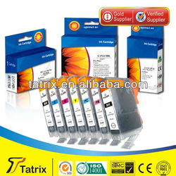 PGI-5BK CLI-8 inkjet cartridges, Compatible Canon ink cartridges With ISO STMC SGS CE Approved.