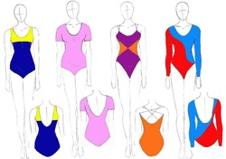 Gymnastic Dress