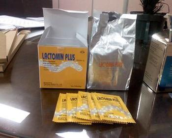 Lactomin Probiotic Lactic Acid Bacteria