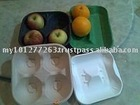fruits and food tray