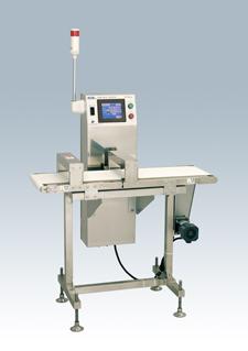 Kita detector de metal de alumínio para produtos embalados