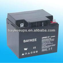 Baykee exide ups battery 12v 40ah
