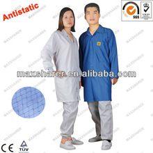 Antistatic Smock New Diamond Knitted Fabric C0102