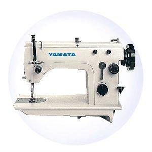 Máquina de coser industrial del zigzag de Yamata