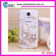 noble white rose phone case for samsung s4