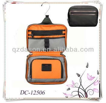 Black Folding Toiletry Travel Bag