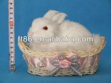 Plush Rabbit/ Christmas Plush Toys/Unstuffed Animal Plushes