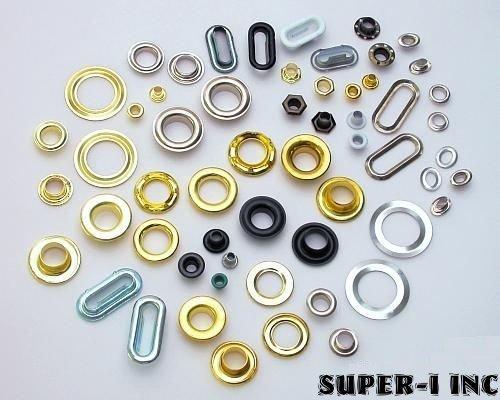 Occhiello, gommino, occhiello di plastica, tenda occhiello, ottone gommino, occhiello in metallo, anello di metallo, occhiello in ottone, fiore occhiello, e di rete