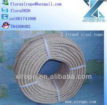 Sisal Fiber Making Sisal Rope