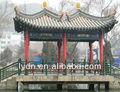 holz pagoden für den Garten durch qc von 100 Inspektoren