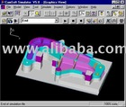 AS3000 3D Level 5 CAD/CAM Software by CamSoft