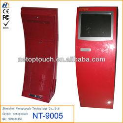 NT9005 advertising player interactvie kiosk