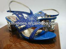 Fashion Shoes Woman 2013 Crystal Shoes Handmade Shoe