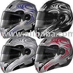 Nolan N102 N-Com Secret Modular Helmet