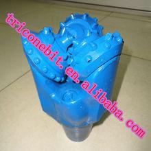 damaged drill bit/broken carbide inserts