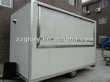 Mobile Catering Fast Food Vans