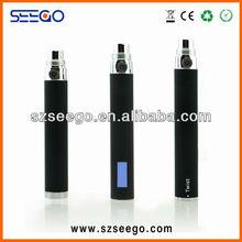 Over charging Protection unique design adjustable voltage ego battery vaporizer