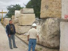Caribbean Stone Marble Blocks Crema Marfil