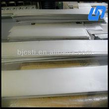 Quality Guaranteed titanium sheet metals