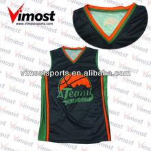 Custom design women Basketball tops