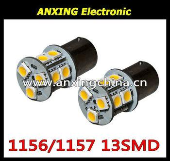 ultra bright 5050 smd car led brake/turn light 1156/1157 13SMD