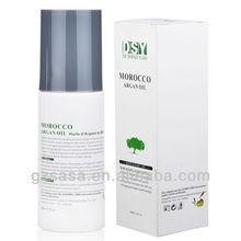 100ml DSY Green natural organic morocco argan oil for skin or hair