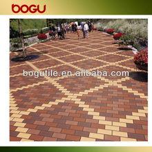 150x300mm exterior azulejo de piso