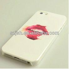 Custom Red Lips phone case