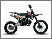 Big Boy Zooka KLX 150 Motorcycles