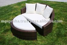 Petrina wicker sofa
