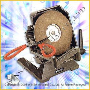 Light Weight Bench Grinding Machine / Sharpener (for scissors, knives sharpening)