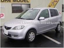 2004 Used japanese cars MAZDA DEMIO Casual 1.3l RHD 65,000km