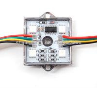 4 smd leds waterproof led module DC 12V smd 5050 pixel leds